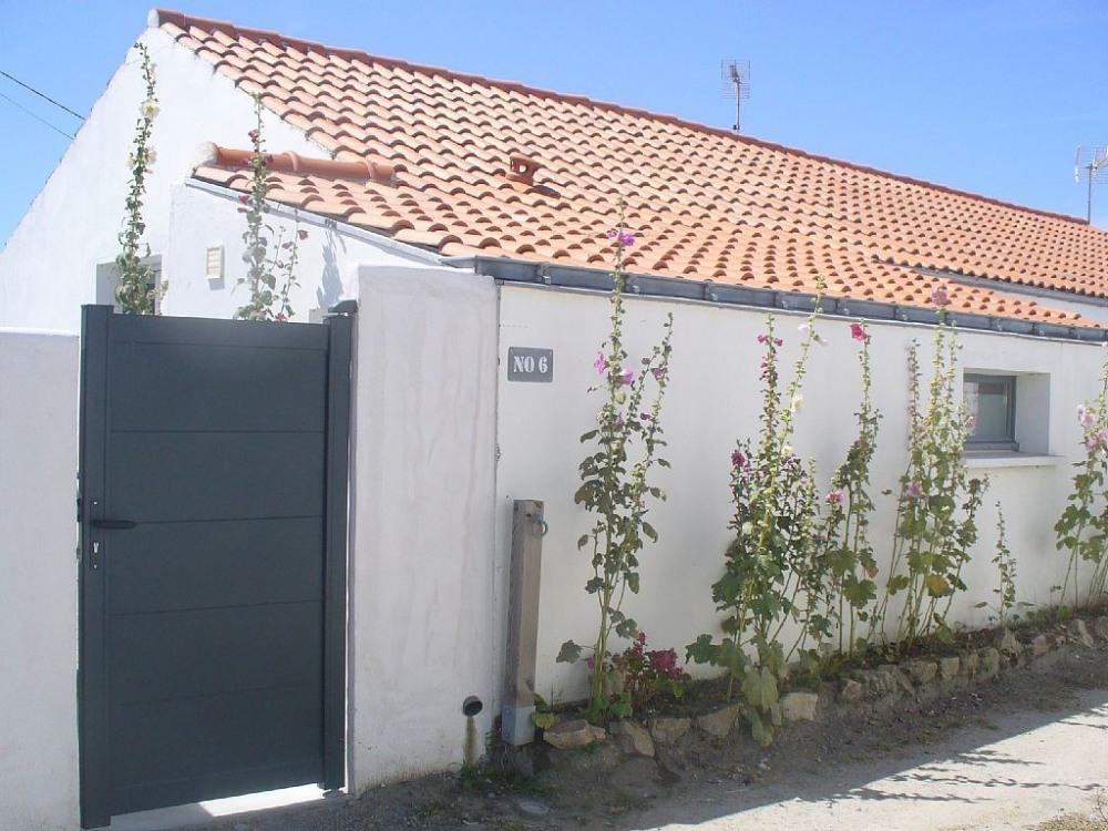 Maison noirmoutier en l 39 le pour 5 personnes 65m2 for Se loger maison neuve
