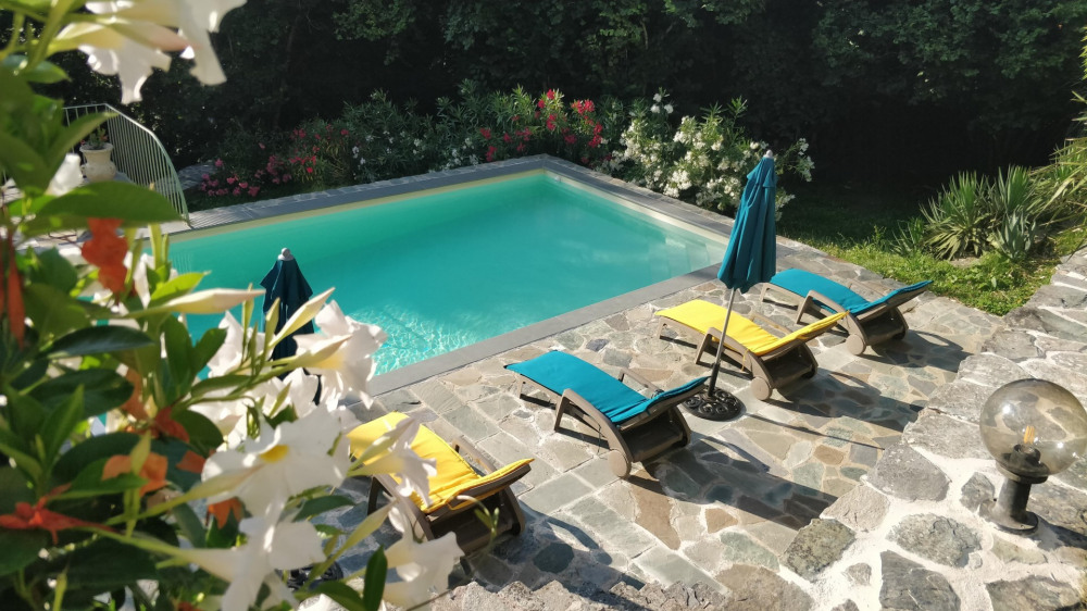 Location vacances Ortiporio -  Appartement - 3 personnes - Barbecue - Photo N° 1