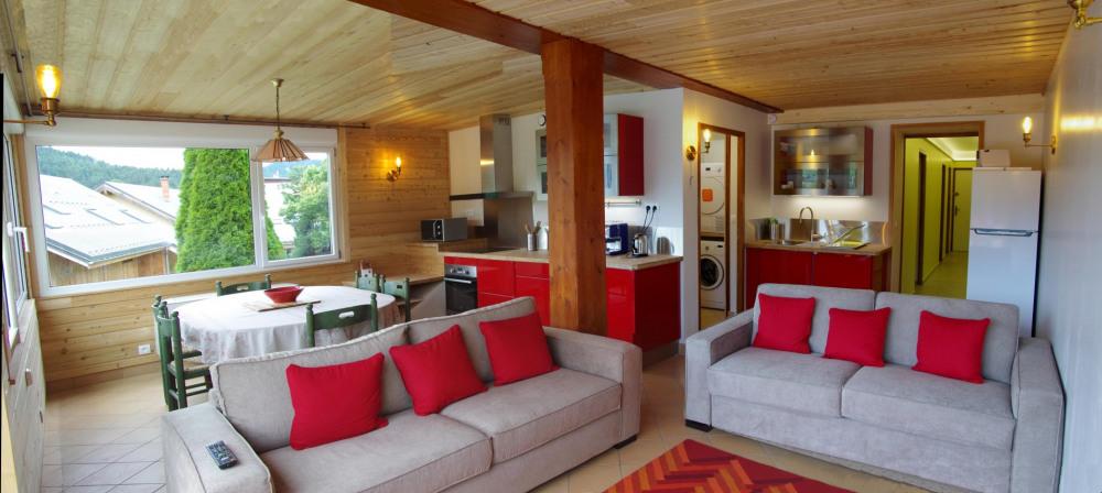 Location vacances Villard-de-Lans -  Appartement - 6 personnes - Chaise longue - Photo N° 1