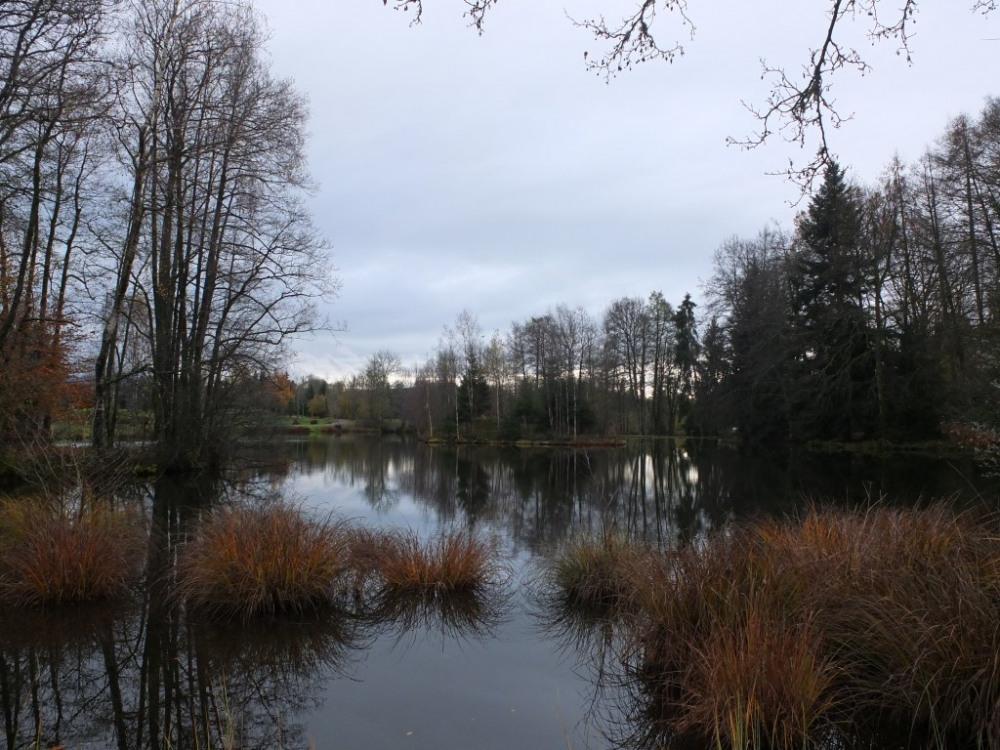 Plateau des mille étangs à 3 km