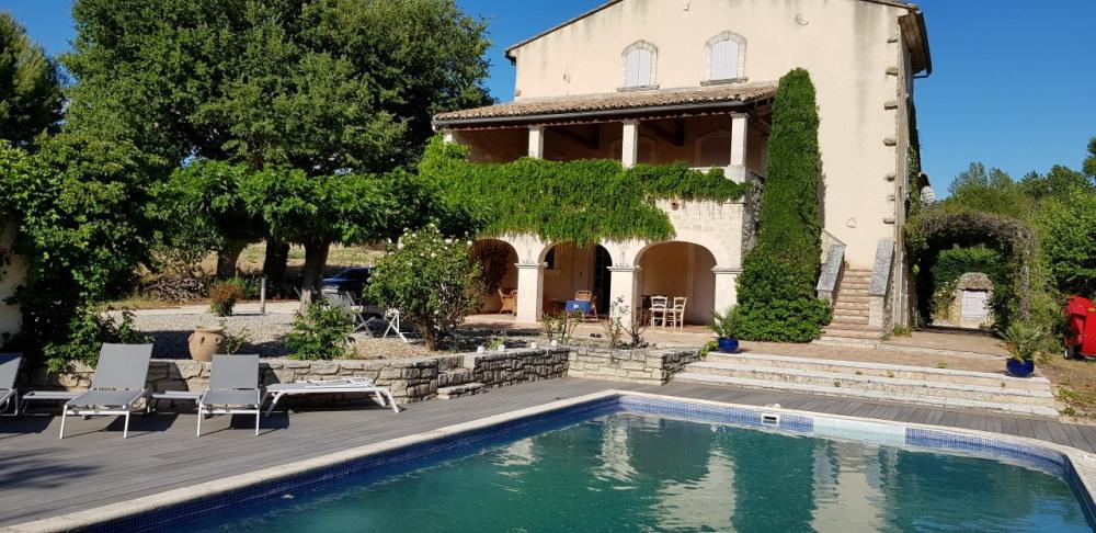 Location vacances Blauvac -  Maison - 15 personnes - Jardin - Photo N° 1
