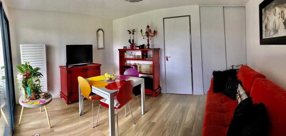 Location vacances Pornic -  Appartement - 2 personnes - Loggia - Photo N° 1
