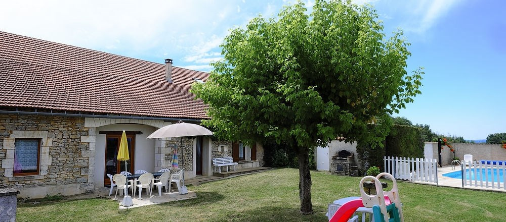 Location vacances Saint-Pantaly-d'Ans -  Gite - 9 personnes - Barbecue - Photo N° 1