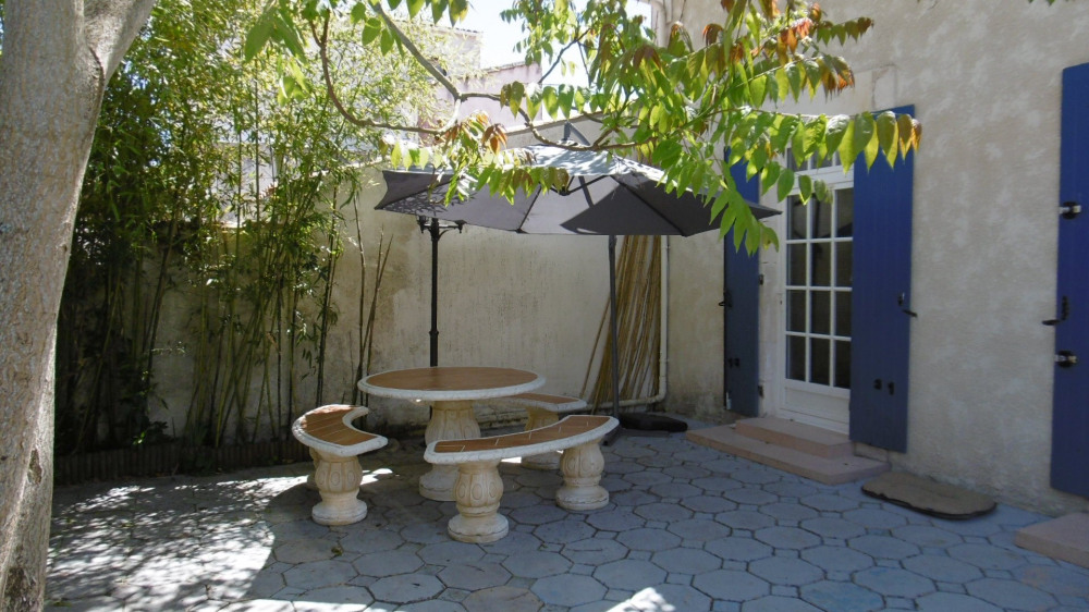 Holiday rentals La Tremblade - House - 4 persons - Garden furniture - Photo N° 1