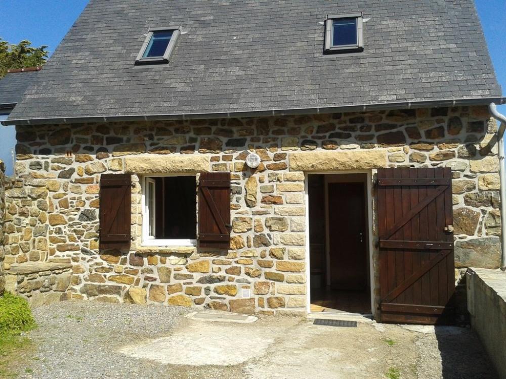 Maison de vacances bretonne type Penty