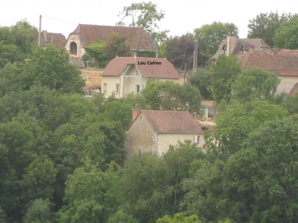le hameau de La Graville
