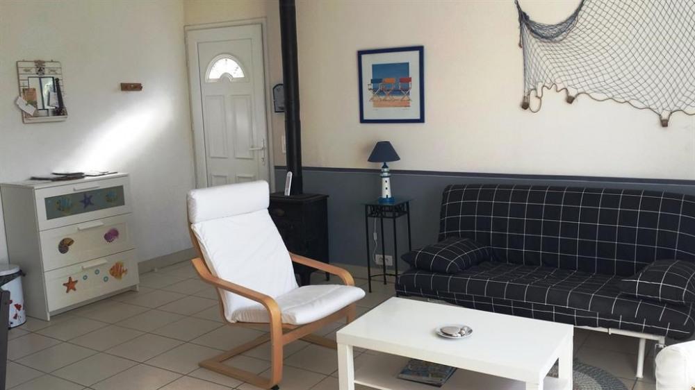 Location vacances Saint-Georges-d'Oléron -  Maison - 4 personnes - Barbecue - Photo N° 1