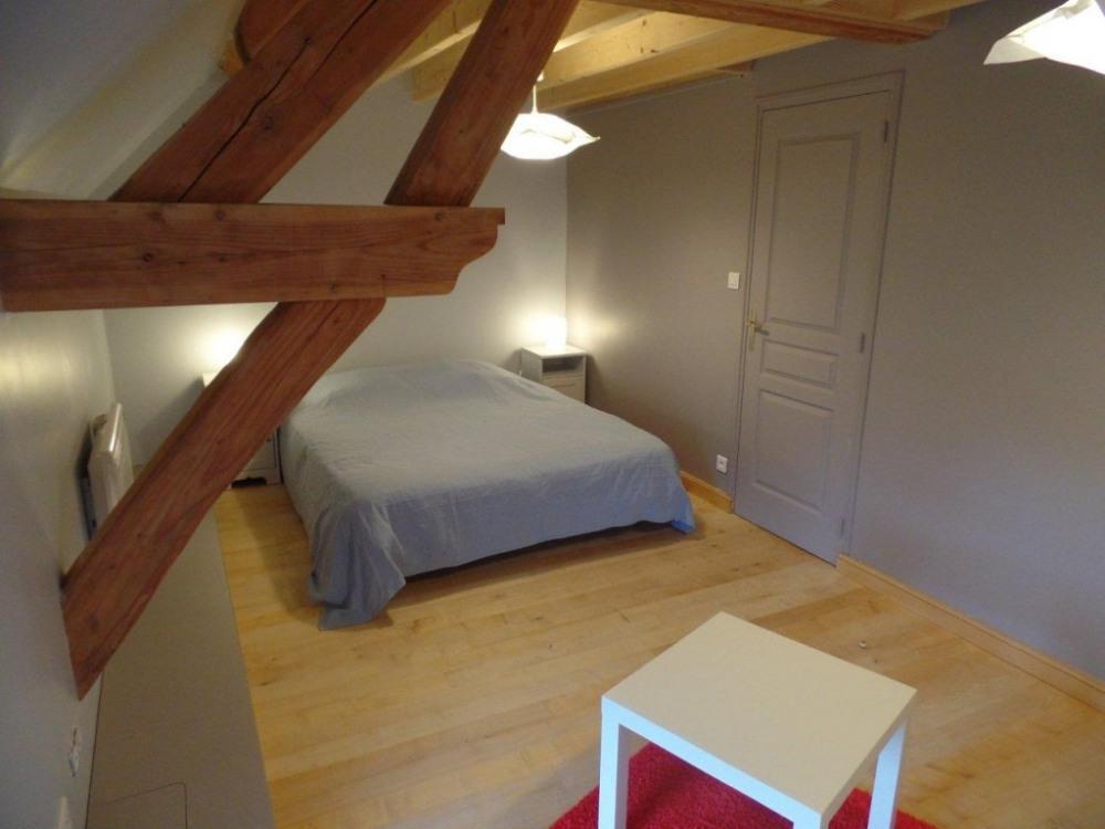 Gîte 2 chambre principale