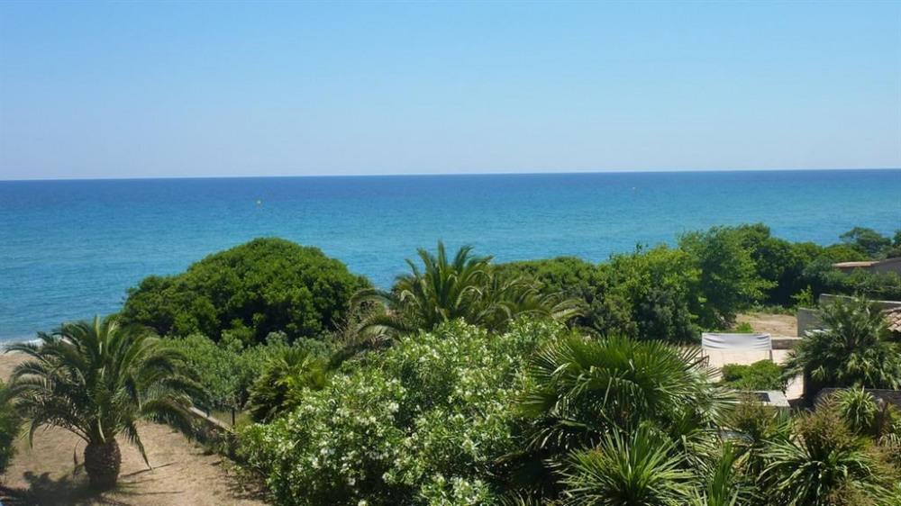Location vacances Santa-Lucia-di-Moriani -  Appartement - 4 personnes - Jardin - Photo N° 1
