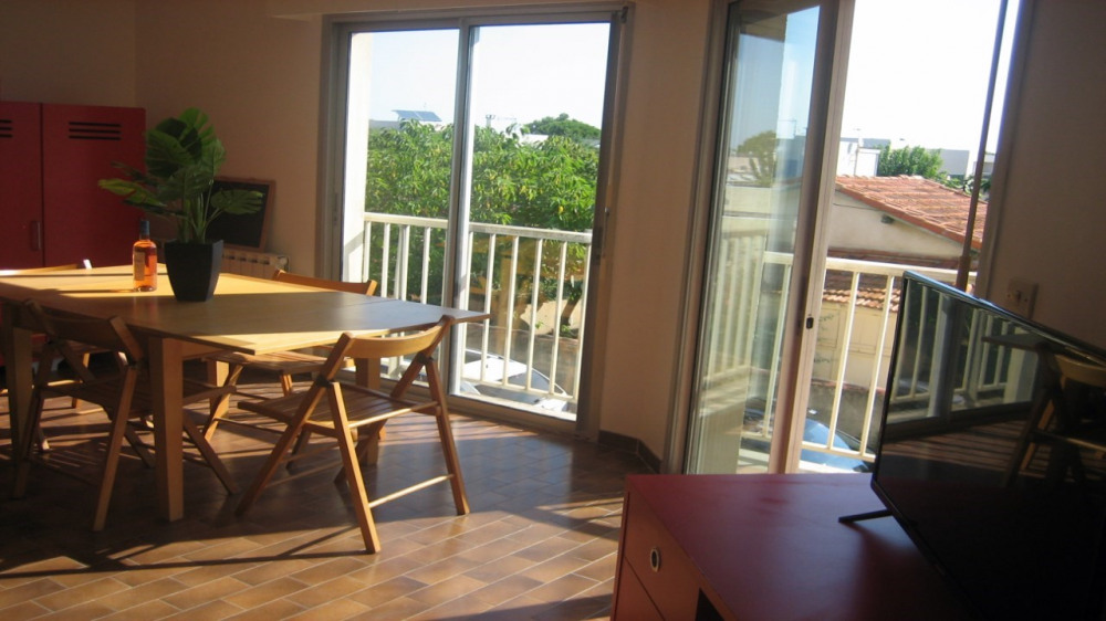 Location vacances Mauguio -  Appartement - 5 personnes - Barbecue - Photo N° 1