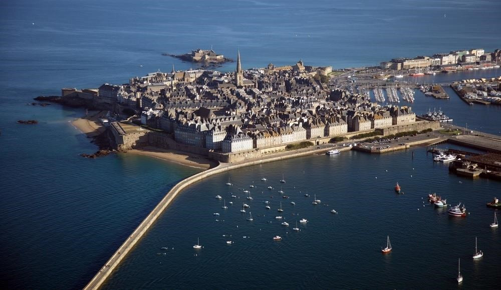 Holiday rentals Saint-Malo - Apartment - 4 persons - Bikes - Photo N° 1
