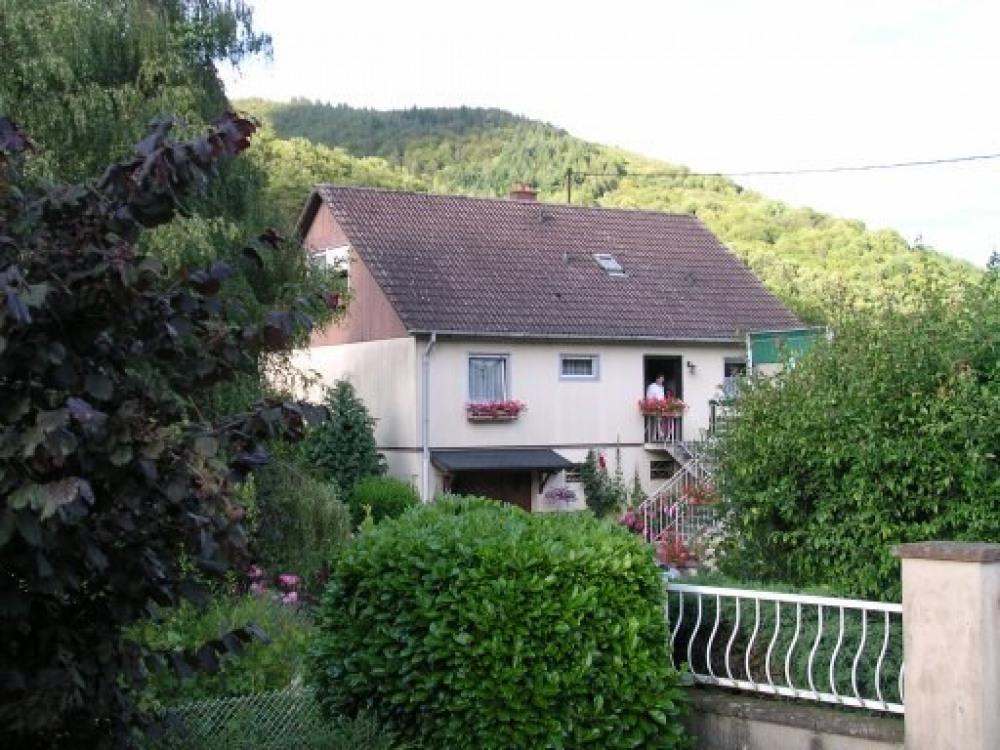 location d'un gîte en alsace - Lautenbachzell