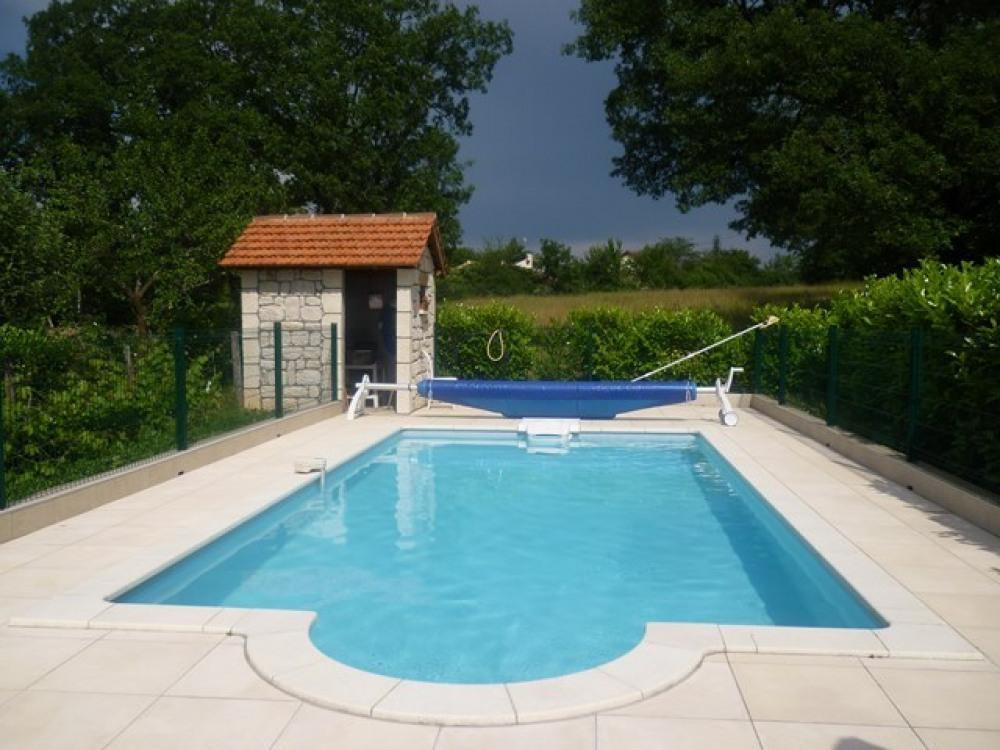 La piscine 3.5 * 7
