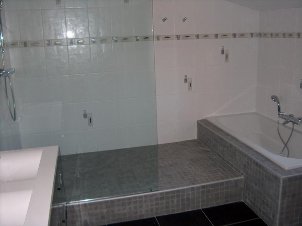 Salle de bains et douches