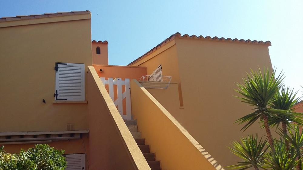 Location vacances Agde -  Appartement - 4 personnes - Court de tennis - Photo N° 1