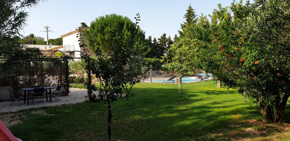 Location vacances Tavel -  Appartement - 5 personnes -  - Photo N° 1