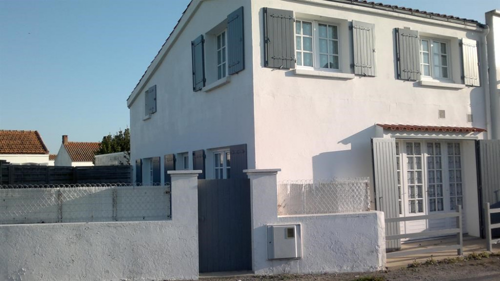Holiday rentals L'Épine - House - 5 persons - BBQ - Photo N° 1