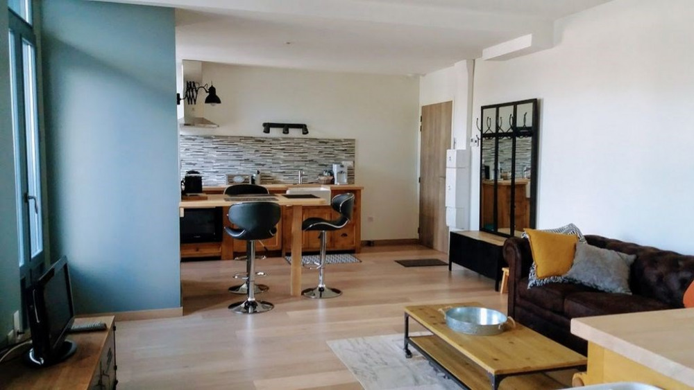 Appartement 4* de charme, pour 2, dans le parc des volcans d'Auvergne