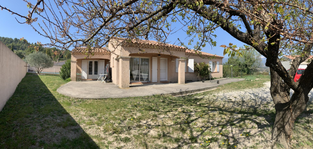Holiday rentals Mormoiron - House - 10 persons - BBQ - Photo N° 1
