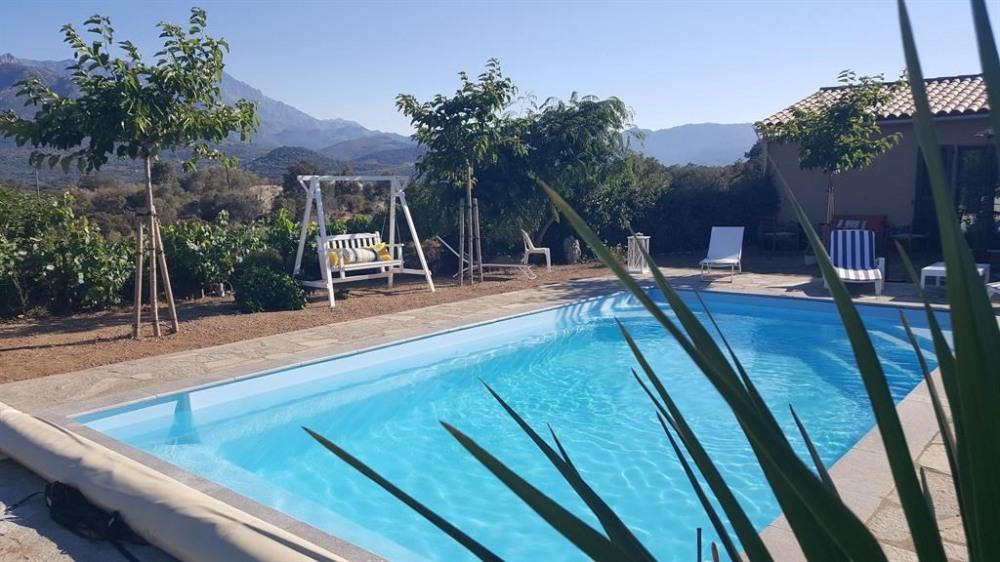 Villa pour 6 pers. avec piscine privée, Speloncato