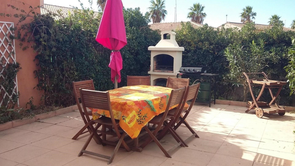 Location vacances Valras-Plage -  Maison - 8 personnes - Barbecue - Photo N° 1