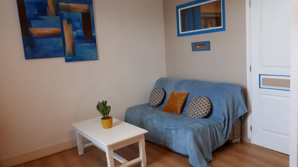 Alquileres de vacaciones Trébeurden - Apartamento - 4 personas - juegos de mesa - Foto N° 1