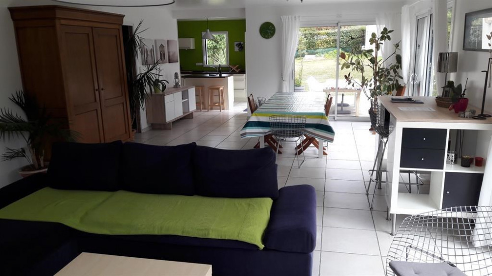 Maison pour 9 pers. avec internet, Lampaul-Plouarzel