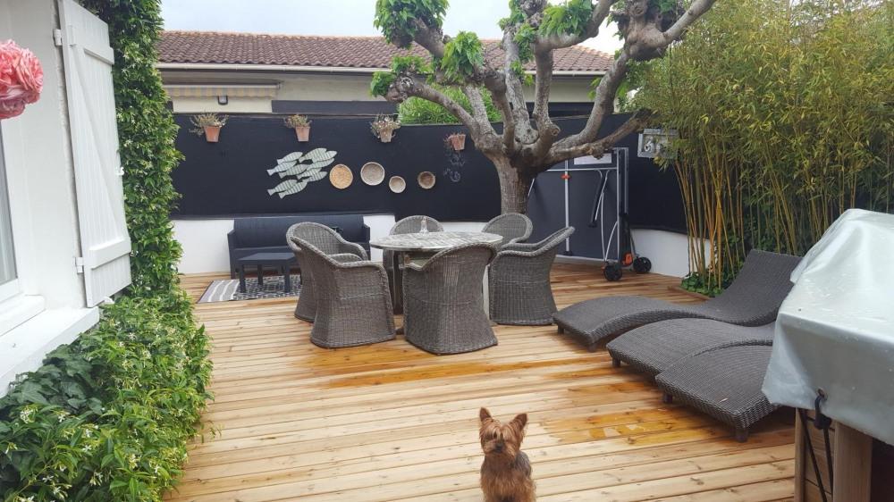 Location vacances Arcachon -  Maison - 7 personnes - Barbecue - Photo N° 1
