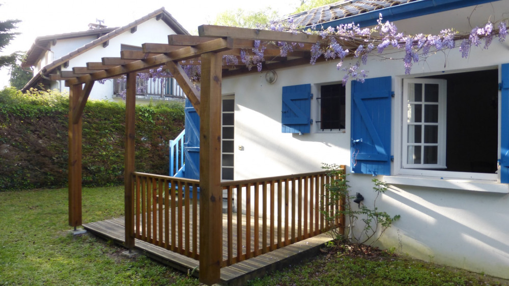 Location vacances Messanges -  Appartement - 3 personnes - Barbecue - Photo N° 1
