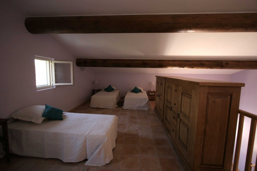 Deuxième chambre (1er étage)