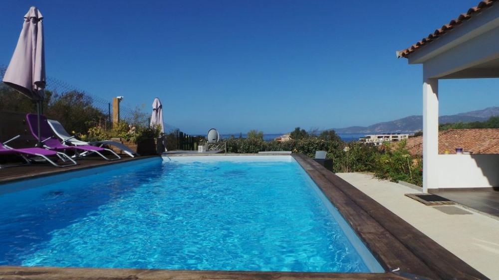 Villa à 350 mer de la mer - 8 personnes - Piscine - Calme et Détente