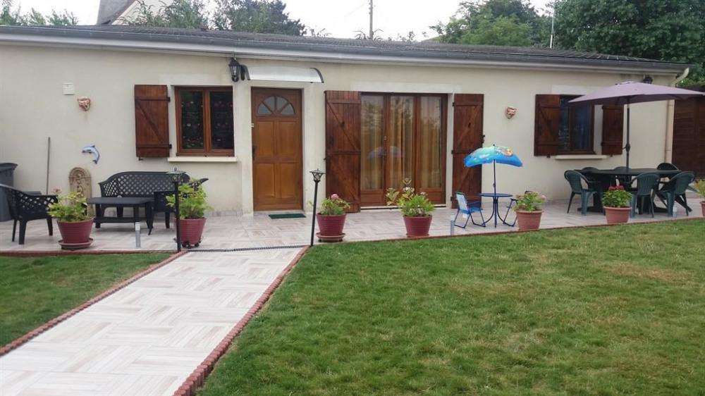 Maison pour 6 pers. avec parking privé, Ver-sur-Mer