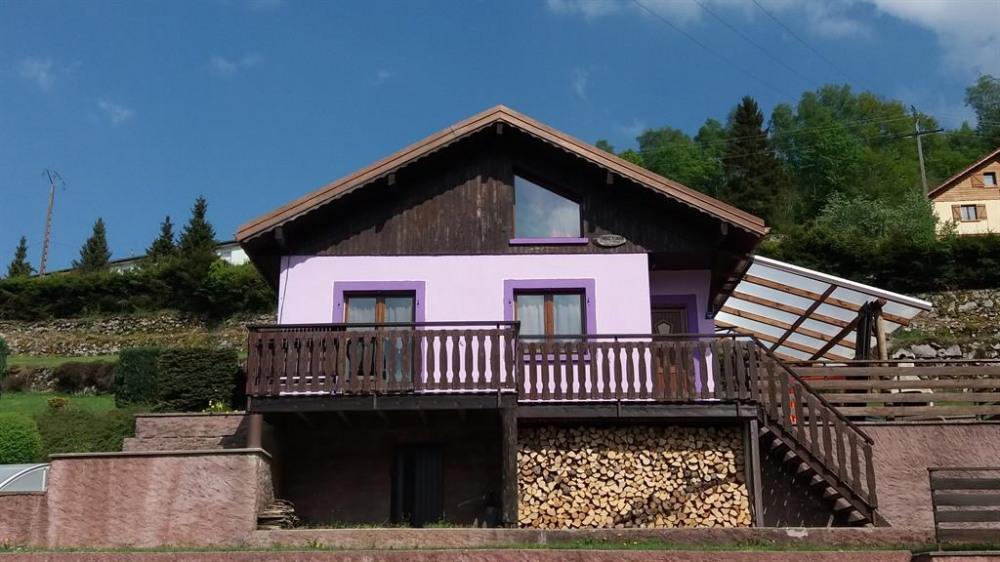 Maison De Vacances à Ventron En Lorraine Pour 6 Pers