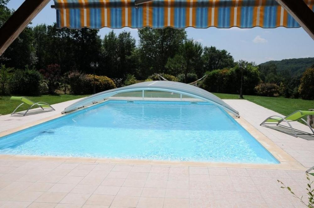 la piscine 6 x 11m
