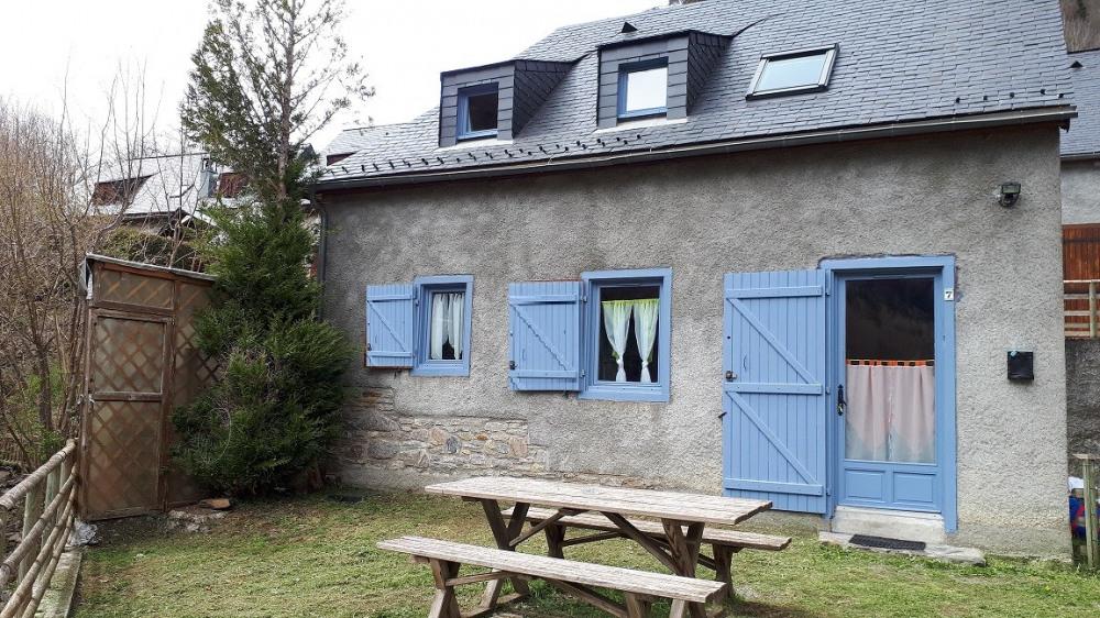 Location vacances Saint-Lary-Soulan -  Maison - 10 personnes - Barbecue - Photo N° 1