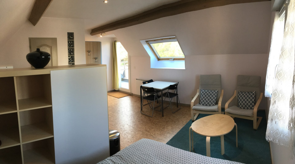 Holiday rentals Besançon - Apartment - 2 persons - Television - Photo N° 1