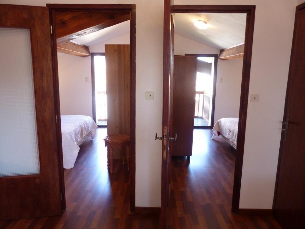 Les chambres N°4 et N°5 au 1er étage