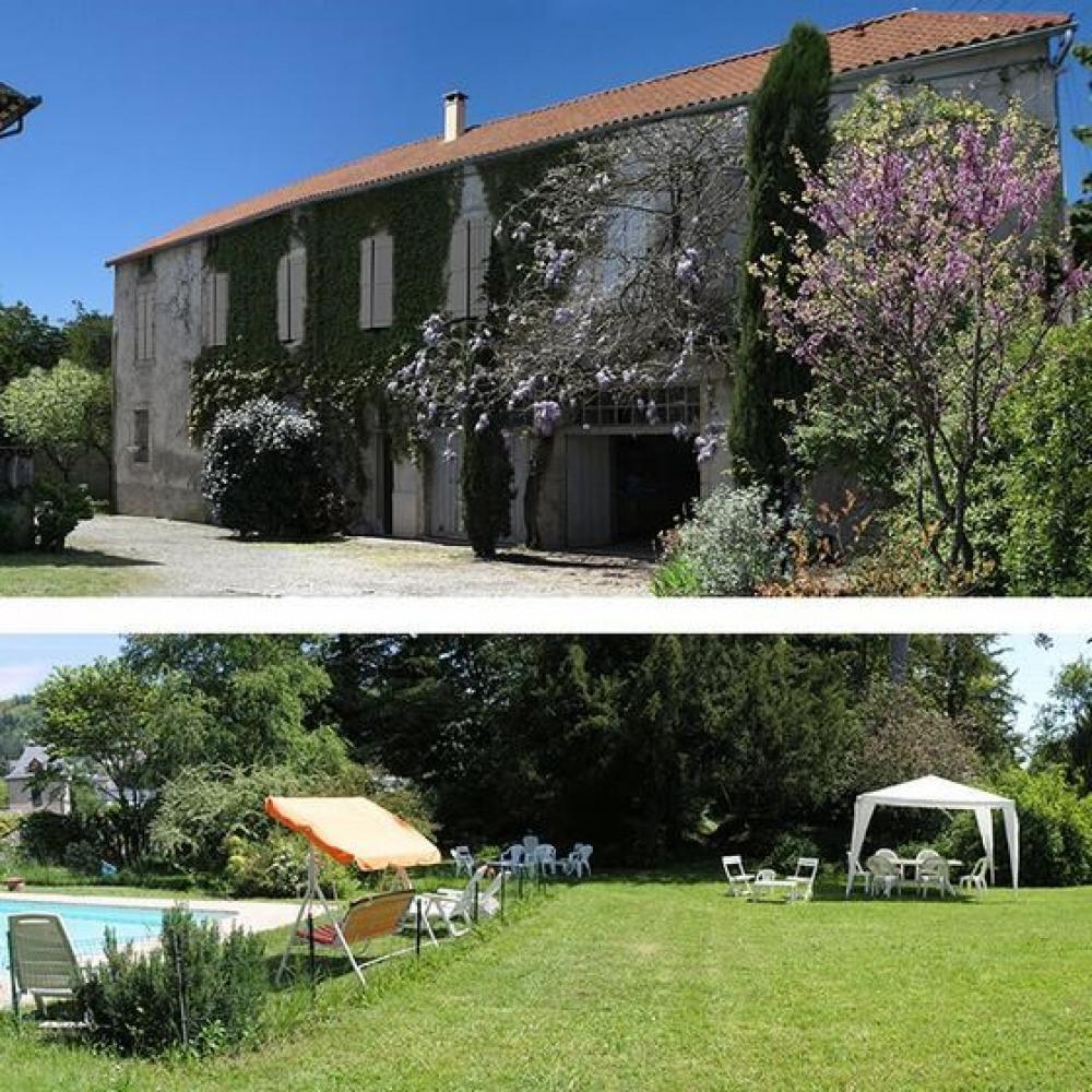 Detached House à VILLEFRANCHE DE ROUERGUE