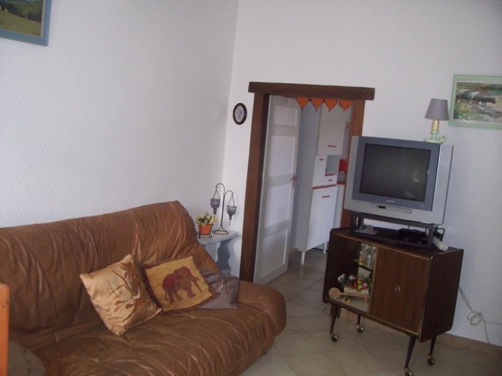 canapé télé