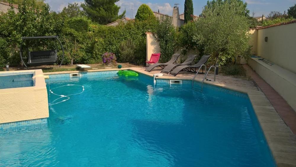 Villa pour 6 pers. avec piscine privée, Bouc-Bel-Air