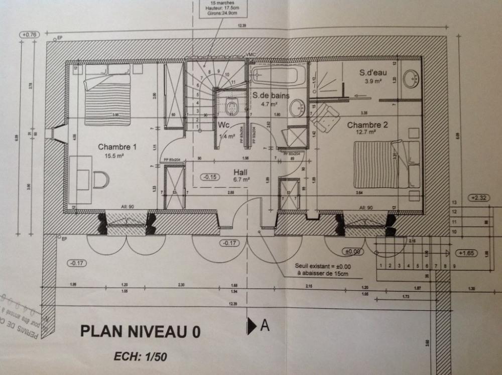 Plan niveau 0
