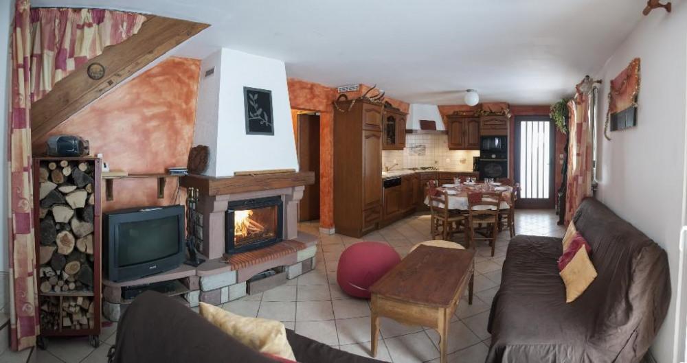 Location vacances Le Clerjus -  Maison - 8 personnes - Barbecue - Photo N° 1