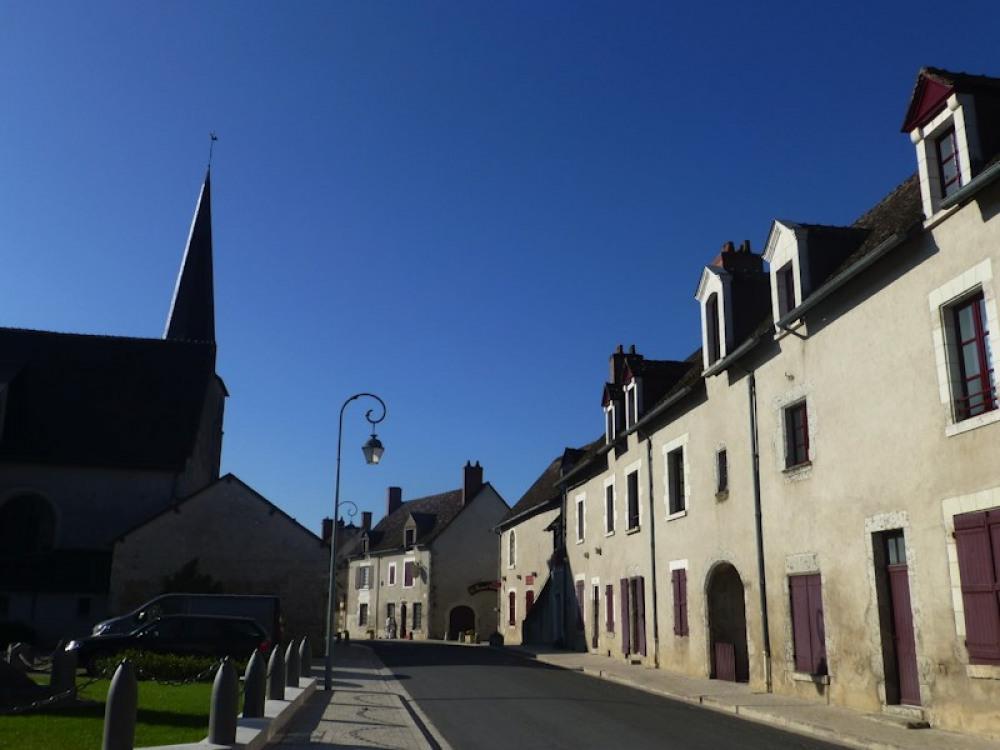 Avenue du Château - Cheverny