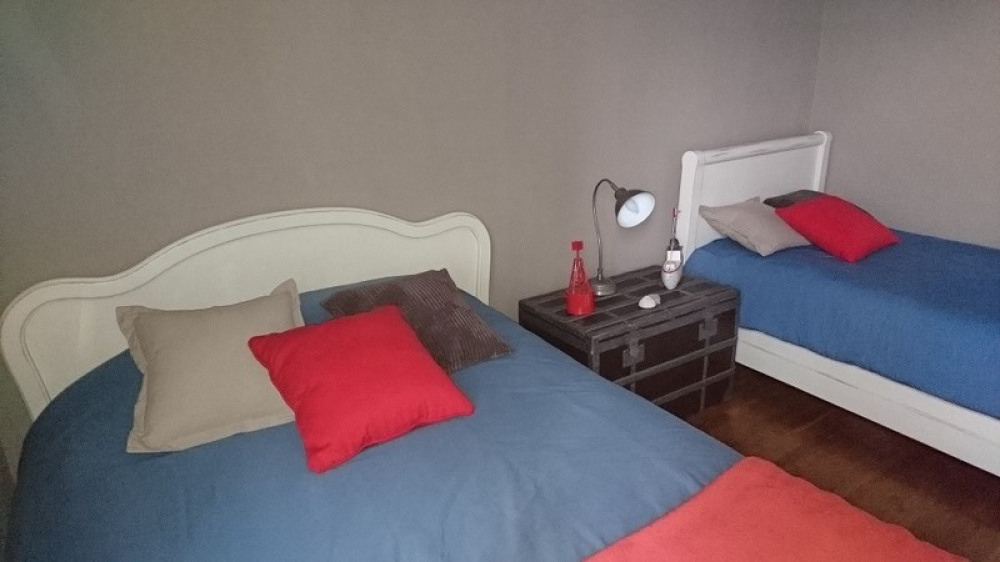chambre 4 lit 130cm et lit 90cm