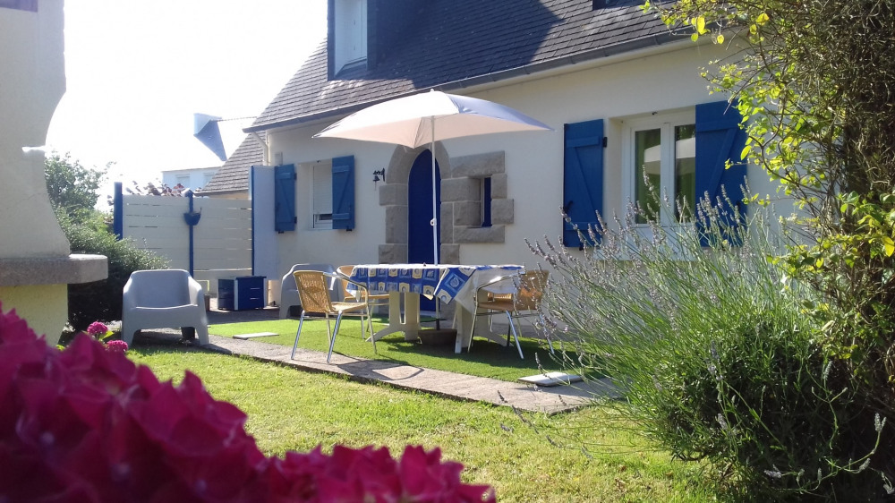 Holiday rentals Guilvinec - House - 4 persons - Garden - Photo N° 1