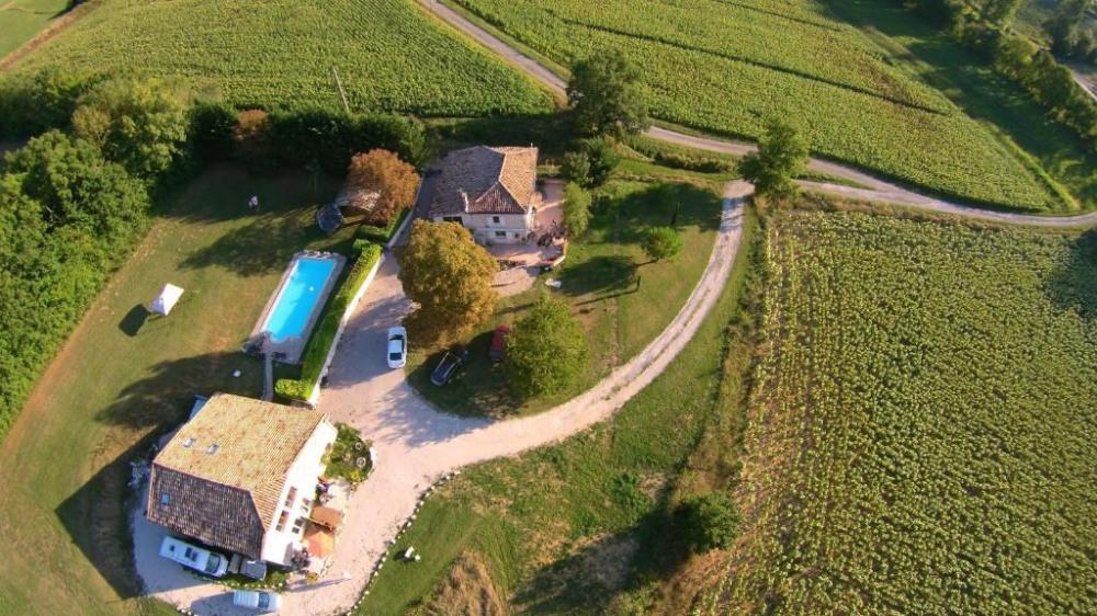 Holiday rentals Castelnau-Montratier - Cottage - 2 persons - BBQ - Photo N° 1