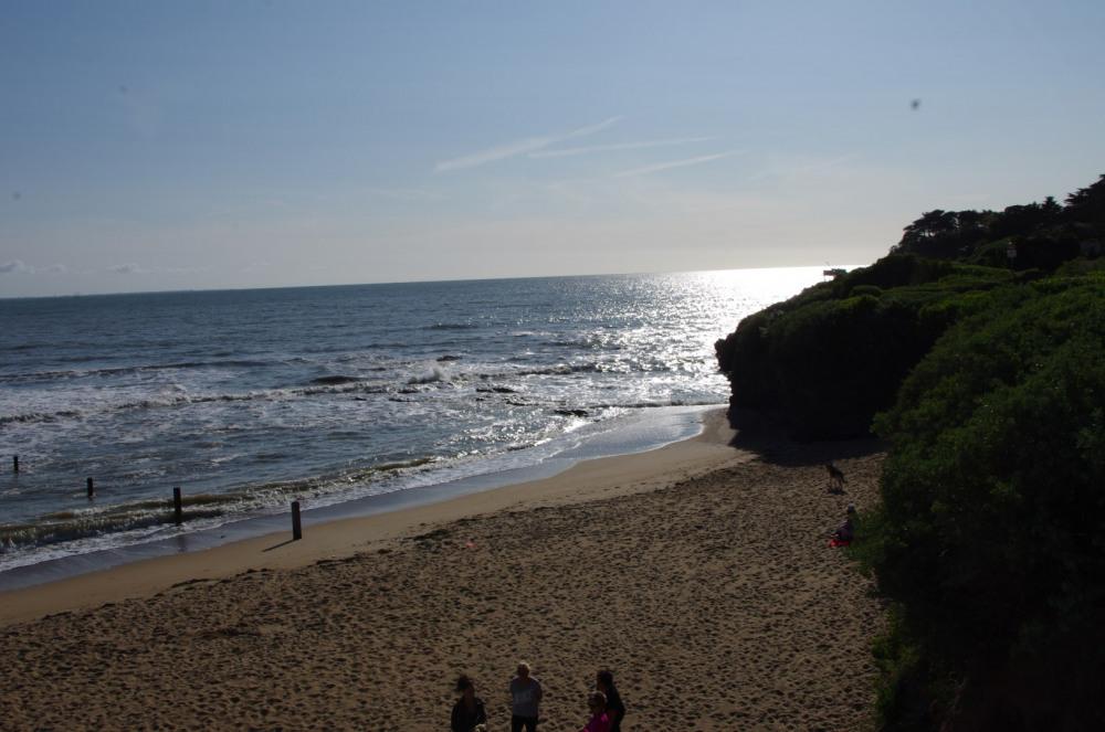 La plage de la Joselière est à 700 m