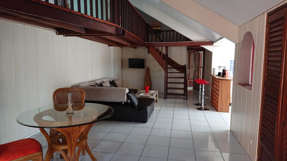 Location vacances Schœlcher -  Appartement - 6 personnes - Table de ping-pong - Photo N° 1