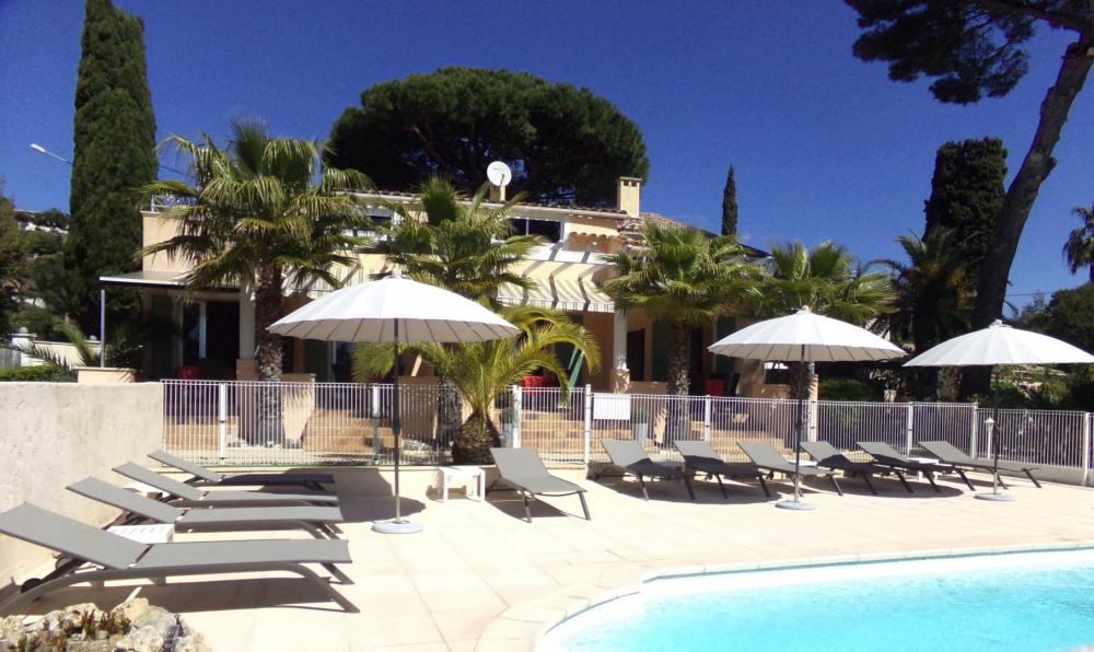 Location vacances Sainte-Maxime -  Appartement - 4 personnes - Barbecue - Photo N° 1