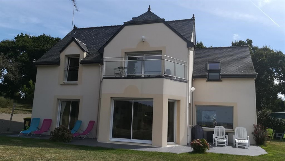 Holiday rentals Plurien - House - 9 persons - BBQ - Photo N° 1